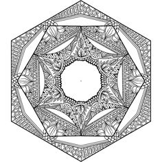 168 Best Printable Mandalas To Color