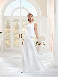 Wedding dress Mademoiselle Eve