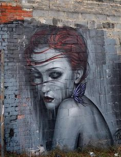 63 Ideas for street art graffiti tag murals 3d Street Art, Urban Street Art, Murals Street Art, Amazing Street Art, Street Art Graffiti, Mural Art, Street Artists, Amazing Art, Graffiti Kunst