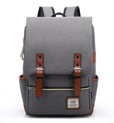 Oxford Laptop Backpack (Unisex)