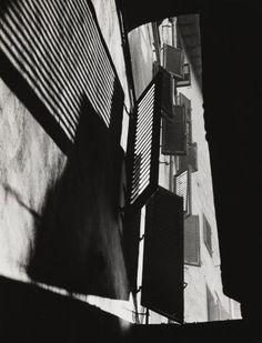 by Piergiorgio Branzi, Florence, Alley in Via del Corso, 1954