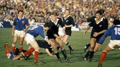 xv de france all blacks historique rugby