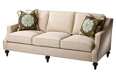 One Kings Lane - Neutral Territory - Hart Sofa