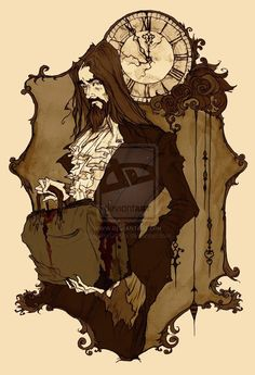 The Clock by AbigailLarson.deviantart.com on @deviantART