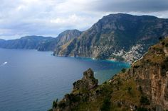 How to really see the Amalfi Coast? Walk it. Click through for an article from the Washington Post.