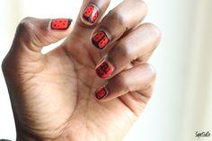 Cocci'nails art!