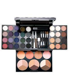 Pretty Purple Polish Summer Style Fall Fashion Smashbox Try It Makeup Kit Macy