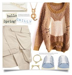 """""""Chily Spring Nights"""" by dolly-valkyrie ❤ liked on Polyvore featuring Alexandre Vauthier, Yves Saint Laurent, Red Herring, Allurez and Bling Jewelry"""