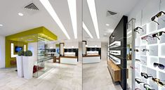 Ottica Gallazzi by Arketipo Design, Milano – Italy » Retail Design. Visit City Lighting Products! https://www.linkedin.com/company/city-lighting-products