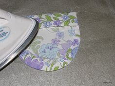 Curved Pocket Tutorial... how to make a pocket with a perfect curve ~ Joyfoolery