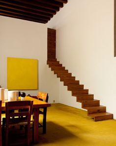 Casa habitacional de Luis Barragan en el DF