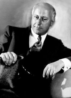 """Cecil B. DeMille. The Hollywood legend is most famous for his hit """"The TEN Commandments"""" He was a master of epic, big budget productions."""