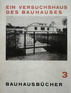 Bauhausbücher 3, 1925