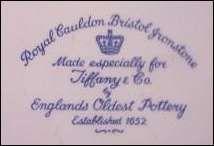 Cauldon Potteries Ltd