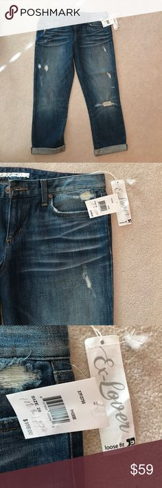 Joe's cropped ex liver. New. Size W29 Joe's cropped ex liver. New. Size W29 Joe's Jeans Jeans Ankle & Cropped