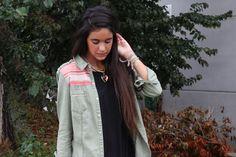 Vicky de Mi moda me quiere con el collar corazón, próximamente en www.marbcnshop.com