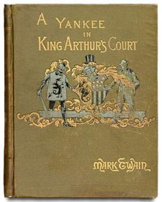 Cover of the book A yankee in King Arthur's Court