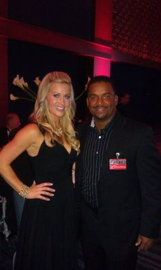 We can't wait to see 'Carlton Banks' at the Jimmy V this year!  @Gretta Handley met him there in 2011.