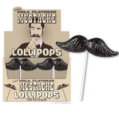 Mustache Themed Cakes | ... mustache lollipops and candies to go with these Carnival theme party