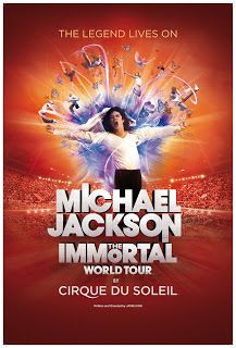 Three years after his untimely death, Michael Jackson  is still a huge concert draw, at least as portrayed by the Cirque du Soleil.   Mich...