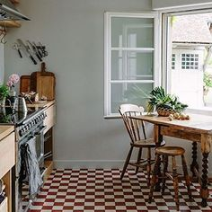 Everything about this kitchen is perfect to me. No updates or trends or extras needed- just the right mix of character and simplicity. From @lostncheeseland 's story for @tmagazine at the home of @charlescompagnon and @gesahansen photographed by @sliceofpai #kitchens #france