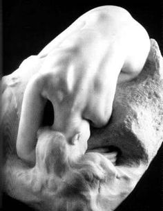 Sculpture by Camille Claudel. She was August Rodin's mistress, muse, and artistic equal. Her work is exquisite.
