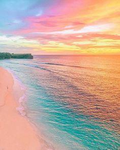 Praia feito arco - ires. Bali Indonésia - Evalu - Google+