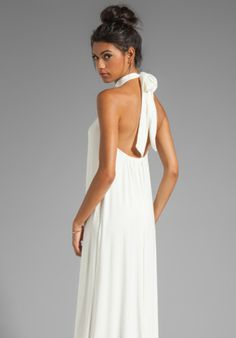 Rachel Pally Shu Maxi Dress in White from REVOLVEclothing.com