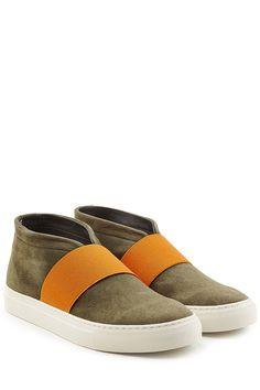 DIEMME Suede Sneakers. #diemme #shoes #