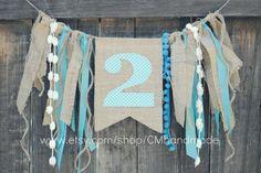 burlap birthday banner @ wish-upon-a-weddingwish-upon-a-wedding