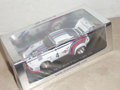 Porsche 935 Gr5 MARTINI Winner 6h Mugello 1976 Ickx/Mass Spark S3451 1:43