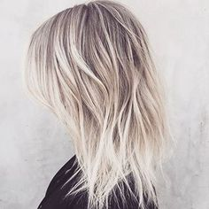 Cool ashy blondes for hot summer days ☀️ Image via Pinterest  #cchair #hair #blonde #ashblonde #hairfashion #hairoftheday #hairofinstagram #follow #followback