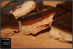 friandise chocolat caramel
