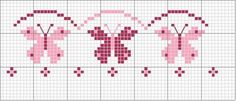 Thrilling Designing Your Own Cross Stitch Embroidery Patterns Ideas. Exhilarating Designing Your Own Cross Stitch Embroidery Patterns Ideas. Butterfly Cross Stitch, Cross Stitch Borders, Cross Stitch Designs, Cross Stitching, Cross Stitch Embroidery, Embroidery Patterns, Simple Cross Stitch, Cross Stitch Baby, Cross Stitch Animals