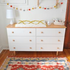 DIY Modern IKEA Tarva Hack