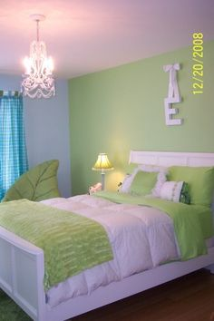 Bedroom design on pinterest year old girls bedroom and polka dot bedroom - Bedroom ideas for yr old girl ...