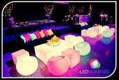 LED MOMENTS en la fiesta de fin de año de COCA COLA - # DESTAPA LED!!