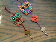 crochelinhasagulhas: Reasons owl in crochet