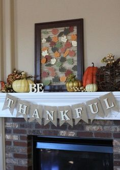 Banners for Thanksgiving & Gratitude Month | Apartment Therapy
