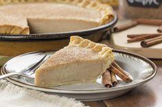 Sugar Cream Pie | MrFood.com  http://www.mrfood.com/Pie/Sugar-Cream-Pie-101
