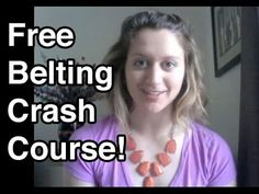 Love all these singing tips?  Want to learn EVEN MORE?  Come hang out on my youtube channel right here!