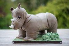 Image result for rhino cake