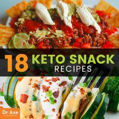 18 Keto Snacks: Full of Healthy Fats + Delicious. Fun Facts About Healthy Snacks Desserts Keto, Keto Snacks, Healthy Snacks, Diabetic Snacks, Healthy Soups, Ketogenic Recipes, Diet Recipes, Snack Recipes, Ketogenic Diet