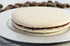 Grundrezept für eine Macaron-Torte