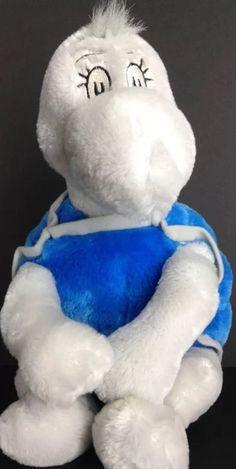 "Dr Seuss Yertle The Turtle Plush Stuffed Animal Storybook Character 17"" 44cm  | eBay"