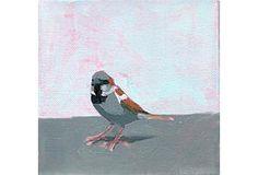 Elizabeth Mayville, House Sparrow