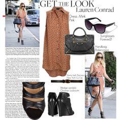 """Get the look: Lauren Conrad"" by claudia-montero on Polyvore"