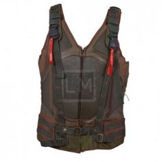 Bane Leather Vest from Dark Knight Rises
