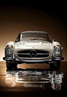 Mercedes- Benz 300SL Roadster
