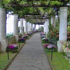 Villa San Michele, a #Capri